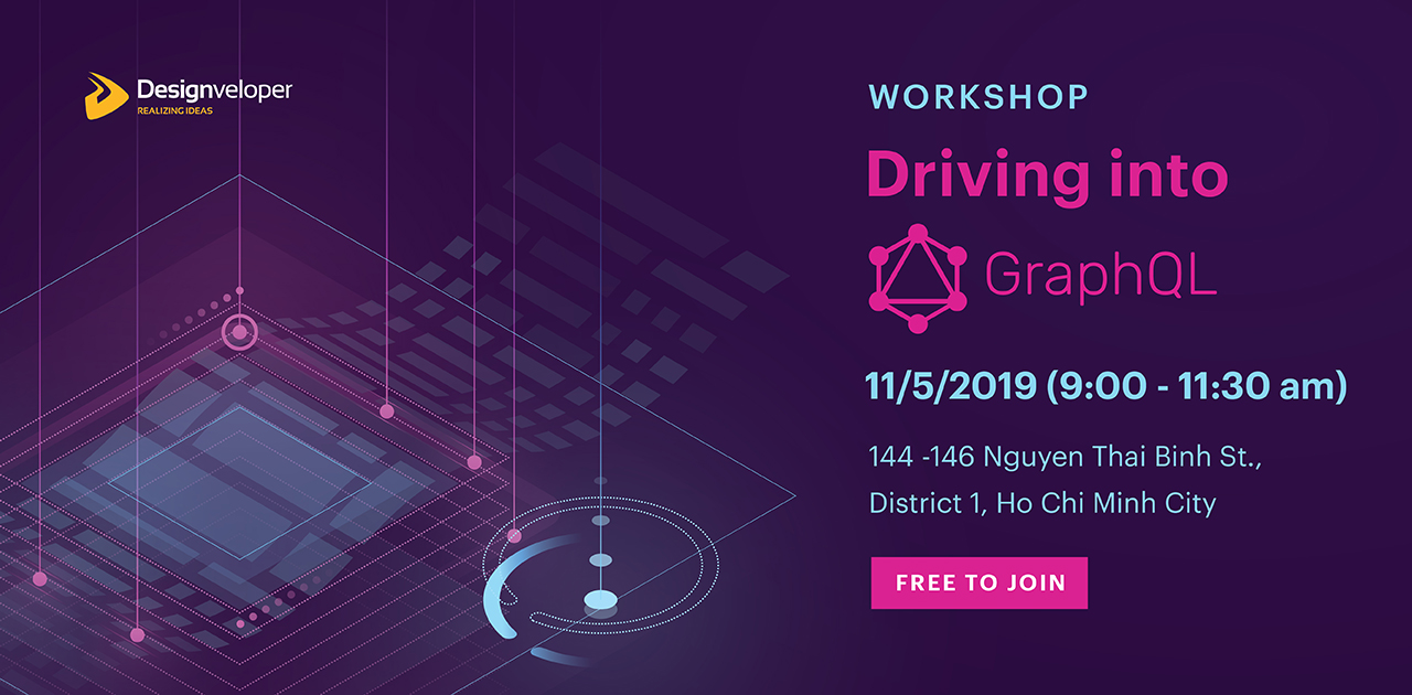 GraphQL Workshop by Designveloper.